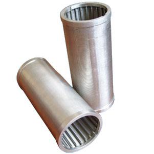 Filter circularscreen tube